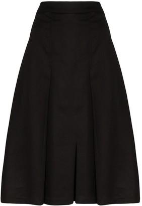 Carcel Tonny pleated skirt