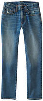 P.s. From Aeropostale Aeropostale Kids Ps Boys' Light Wash Straight Leg Stretch Jean Slim Blue