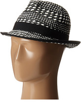 Vince Camuto Textured Fedora