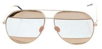 Christian Dior Split 1 Sunglasses