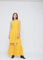 Rachel Comey Yellow Prone Tunic