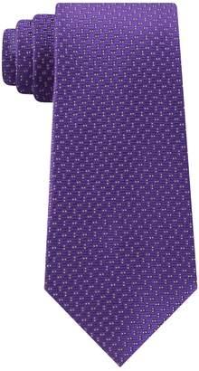 Van Heusen Men's Classic Geometric Tie
