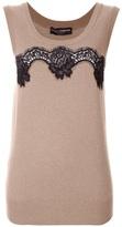 Dolce & Gabbana Sleeveless sweater