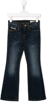 Diesel Lowleeh-J-N bootcut jeans