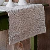 west elm Woven Metallic Table Runner