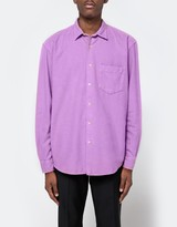 Our Legacy Initial Shirt Lilac Ultimate Flannel