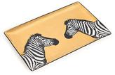 Jonathan Adler Zebra Animalia Tray