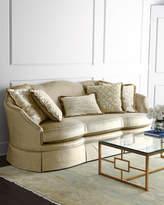 Horchow Massoud Mona Velvet Sofa