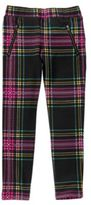 Crazy 8 Plaid Ponte Pants