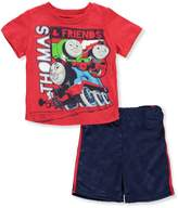 Thomas & Friends Little Boys' Toddler 2-Piece Outfit