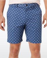 Original Penguin Men's 8 Printed Stretch Shorts