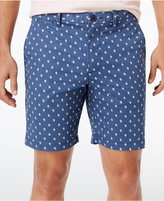 Original Penguin Men's Printed Stretch Shorts