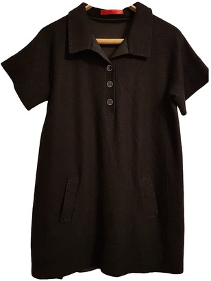 Marc Cain Black Wool Top for Women