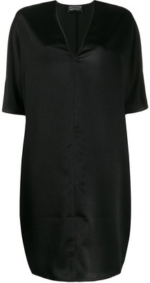 Gianluca Capannolo v-neck loose dress