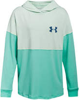 Under Armour Colorblocked Finale Hoodie, Big Girls