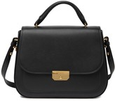 Marc Jacobs Rider Top Handle Leather Satchel