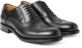 O'keeffe - Algy Leather Wingtip Oxford Brogues