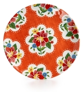 Certified International Frida Orange Melamine Salad Plate