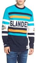 Mitchell & Ness Men's New York Islanders Open Net Pullover