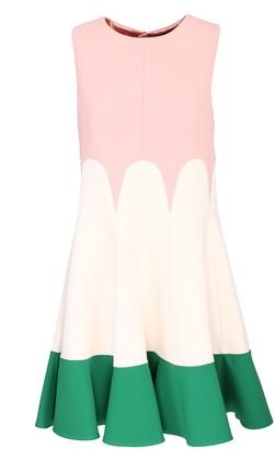 Elisabetta Franchi Celyn B. crepe dress