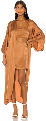 Indah Luna Robe with Sash