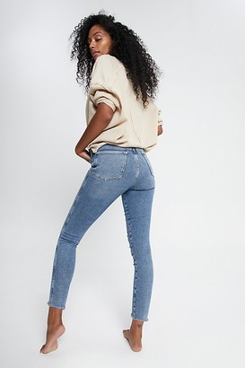 We The Free Raw High-Rise Jegging