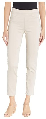 FDJ French Dressing Jeans D-Lux Denim Pull-On Ankle in Almond (Almond) Women's Jeans