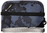 Pacsafe RFIDsafe V50 Anti-Theft RFID Blocking Compact Wallet Wallet Handbags