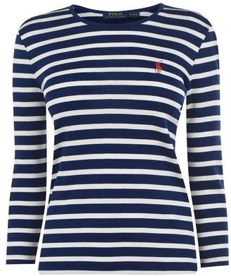 Polo Ralph Lauren Polo Stripe three quarter Knit Ld01