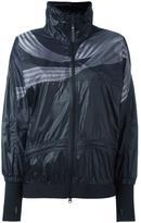adidas by Stella McCartney high neck gloves jacket