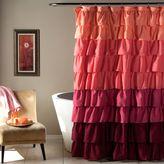 Bed Bath & Beyond Ruffle Shower Curtain