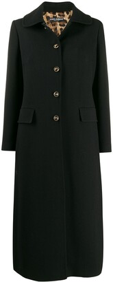 Dolce & Gabbana Single-Breasted Midi Coat