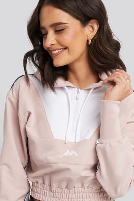 Kappa Byros Crop Hood Sweater