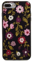 Kate Spade Jeweled - In Bloom Iphone 7/8 & 7/8 Plus Case - Black