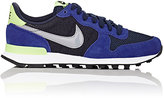 Nike Women's Internationalist Sneakers-BLACK