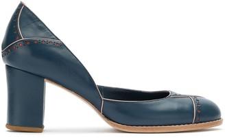 Sarah Chofakian leather pumps