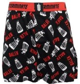 Doctor Who Dalek Exterminate Men's Boxers