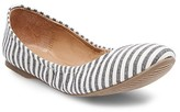 Mossimo Women's Ona Wide Round Toe Ballet Flats