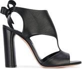 Casadei chunky heel daytime sandals