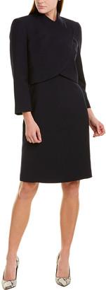 Tahari by Arthur S. Levine Tahari Asl 2Pc Jacket & Dress Set