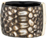 Alexis Bittar Studded Lucite Bangle