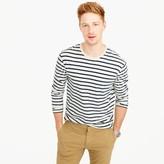 J.Crew Long-sleeve deck-striped T-shirt