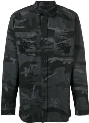 MHI Camo Panzer shirt