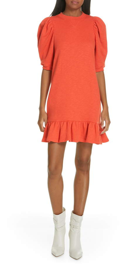 a082fb743ef Ulla Johnson Orange Dresses - ShopStyle