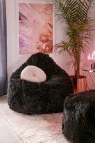 Urban Outfitters Aspyn Faux Fur Shag Bean Bag Chair