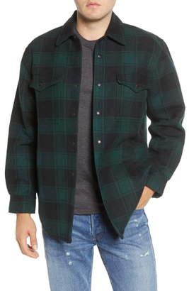 Filson Beartooth Plaid Shirt Jacket