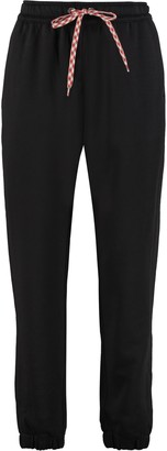 Burberry Logo Detail Cotton Track-pants