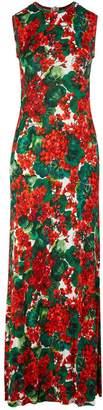 Dolce & Gabbana Long rayon dress
