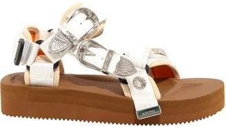 Suicoke Buckle Strap Sandals