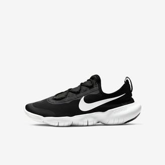 Nike Big Kids' Running Shoe Free RN 5.0